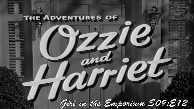 "Ozzie & Harriet Christmas ""Girl in th..."
