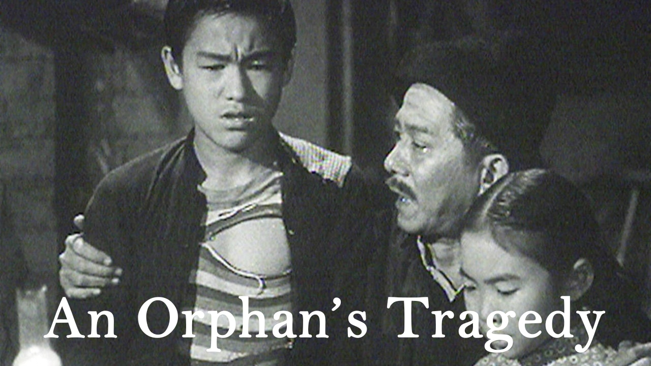 An Orphan's Tragedy