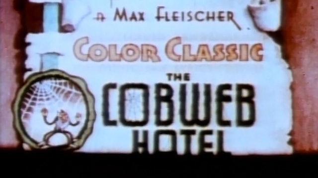 Cartoon Crazies: Cobweb Hotel