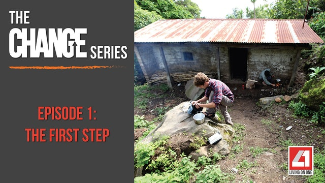 The Change Series- Episode 1: The First Step