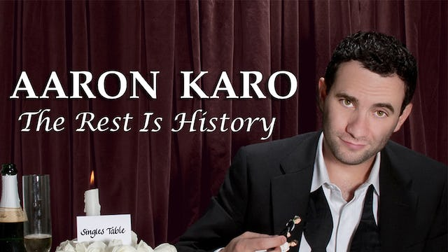 Aaron Karo: The Rest Is History