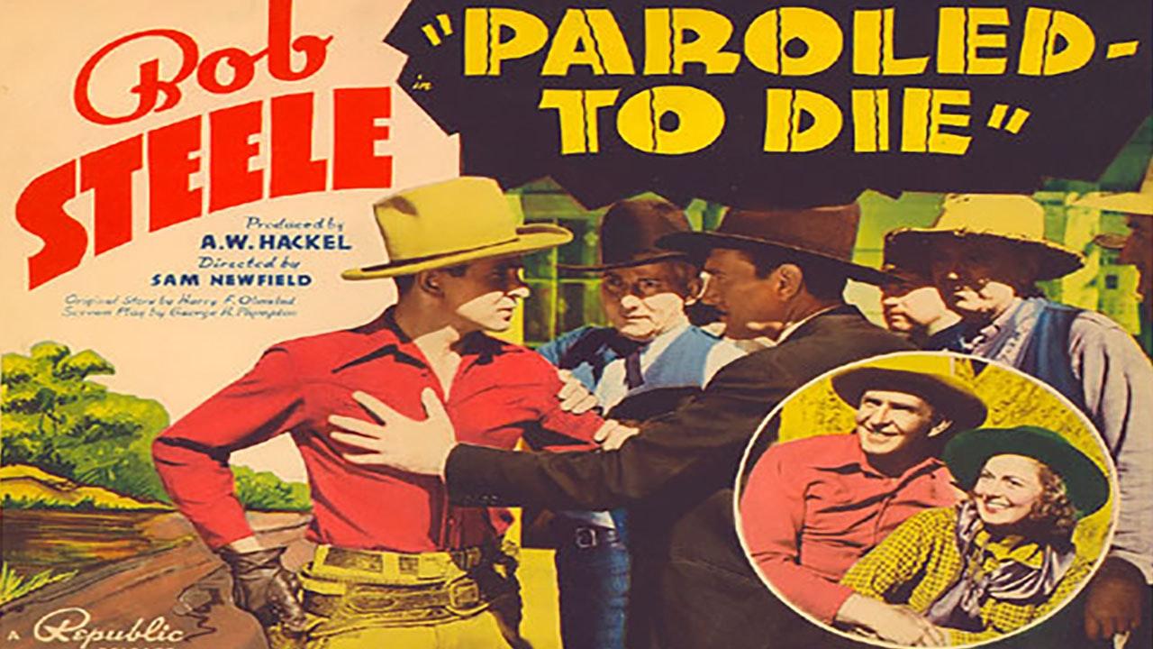 Paroled to Die