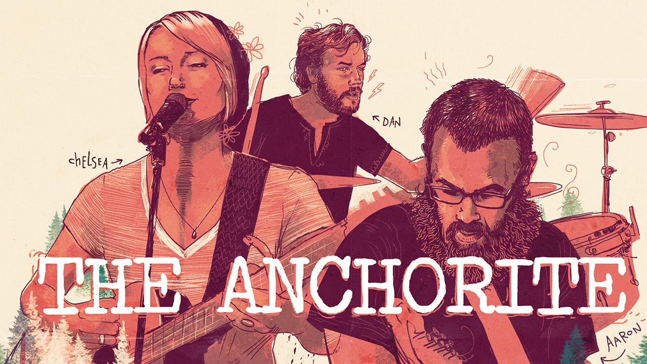 The Anchorite