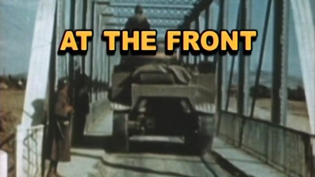 "Colors of War: Europe- ""At the Front"""