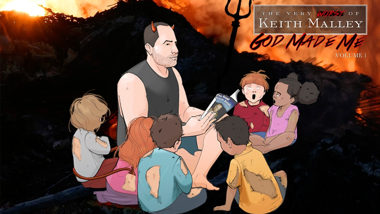 God Made Me: The Very Worst of Keith Malley Volume 1