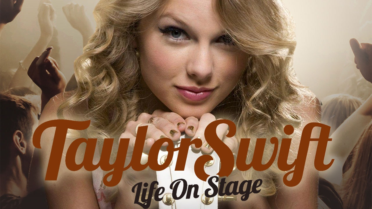 Taylor Swift- Life on Stage