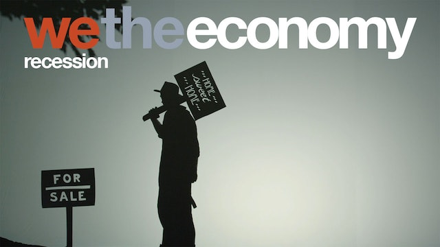 We The Economy: Recession