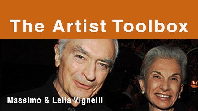 The Artist Toolbox - Massimo & Lella Vignelli