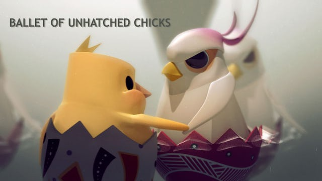 Ballet of Unhatched Chicks