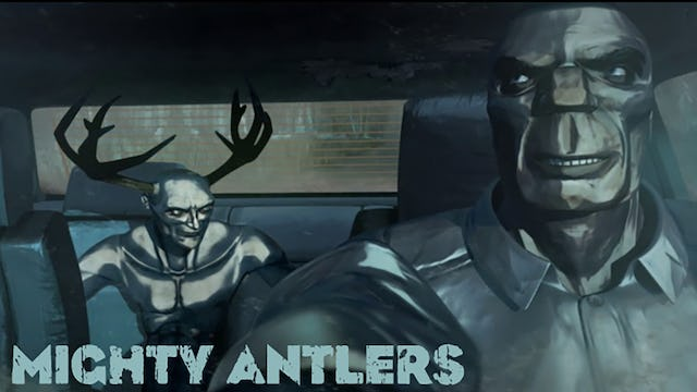 Mighty Antlers