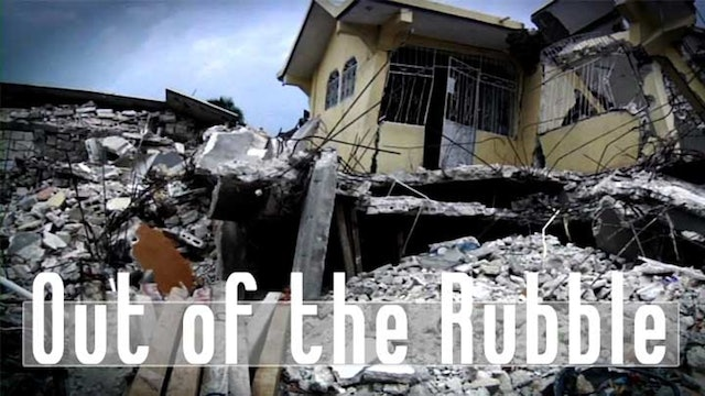 Out of the Rubble