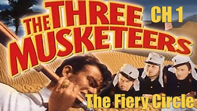 The Three Musketeers Chapter 1: The Fiery Circle