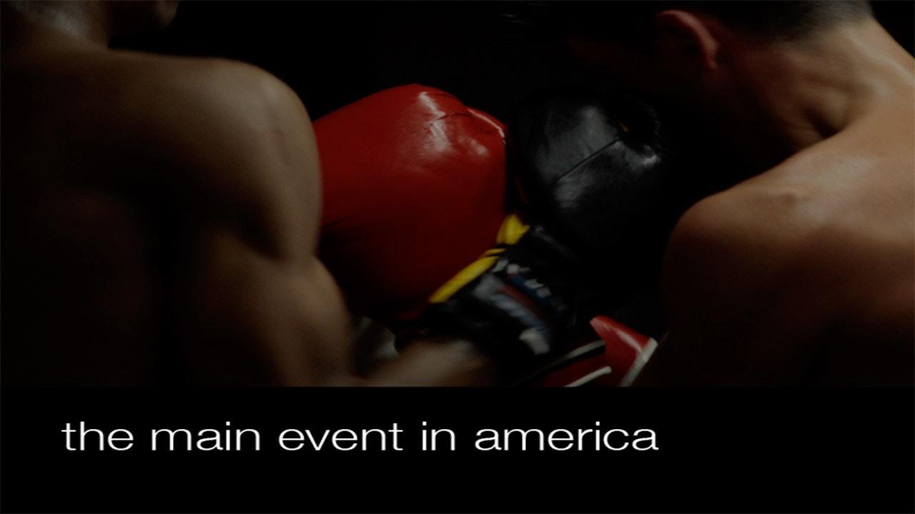 The Main Event...in America