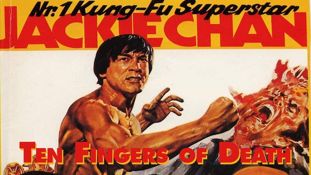 Ten Fingers of Death (Master With Cracked Fingers)