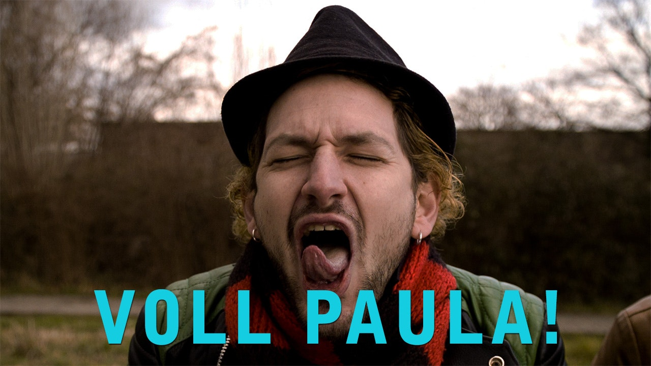 5 Stories in 4 Days - Voll Paula!