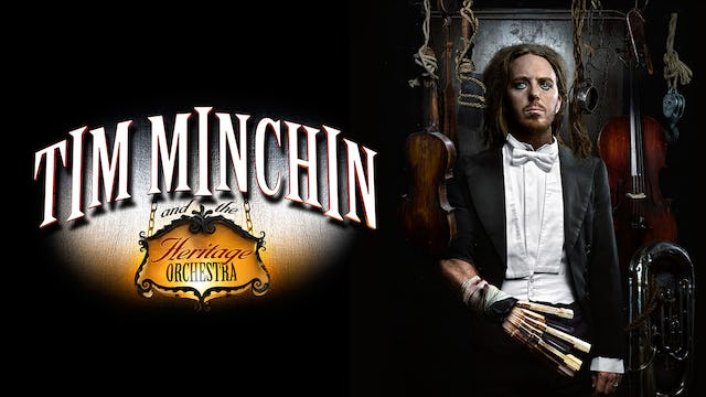 Tim Minchin and the Heritage Orchestra: Live at the Royal Albert Hall