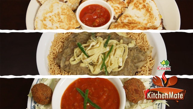 Kawan Kitchen Mate: Season 1 Ep 11 Patel Family - Metuchen NJ