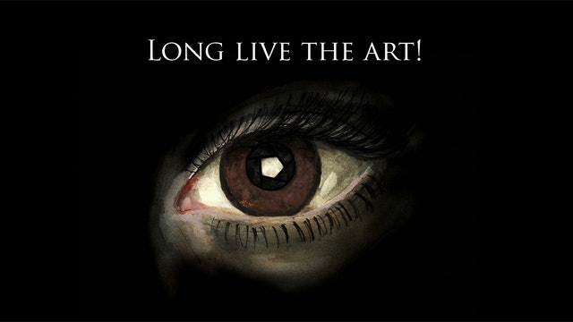 Long live the art!