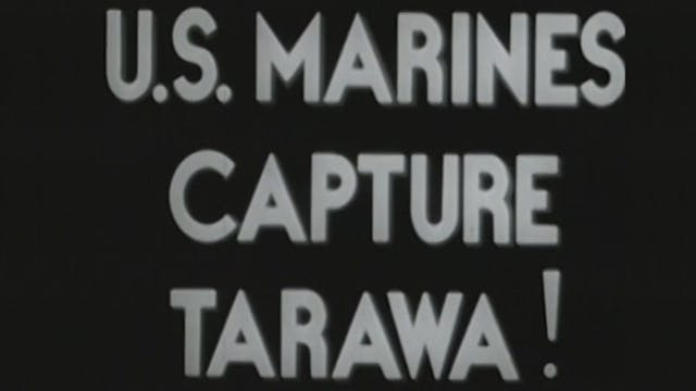 "Combat Camera: The Pacific- ""U.S. Mar..."