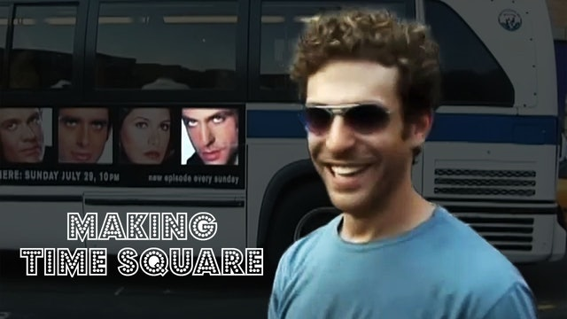 Making Time Square