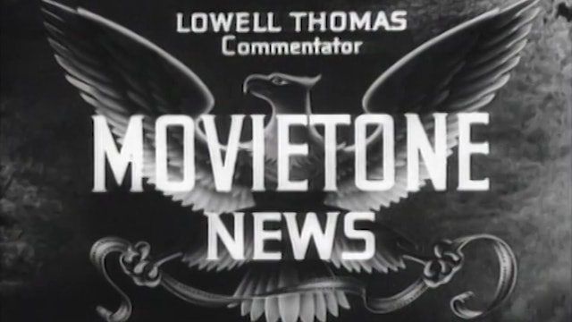 "Combat Camera: The Pacific- ""Movietonenews (Biak/Saipan)"""