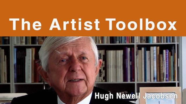 The Artist Toolbox - Hugh Newell Jacobsen