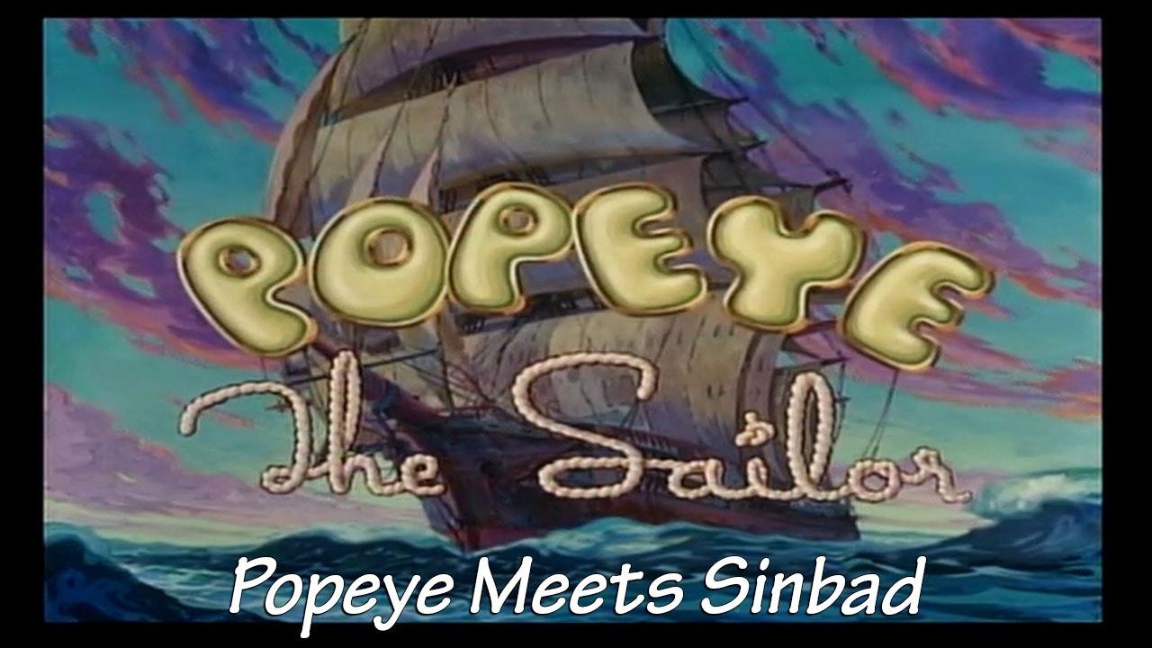 Popeye the Sailor Man: Popeye Meets Sinbad