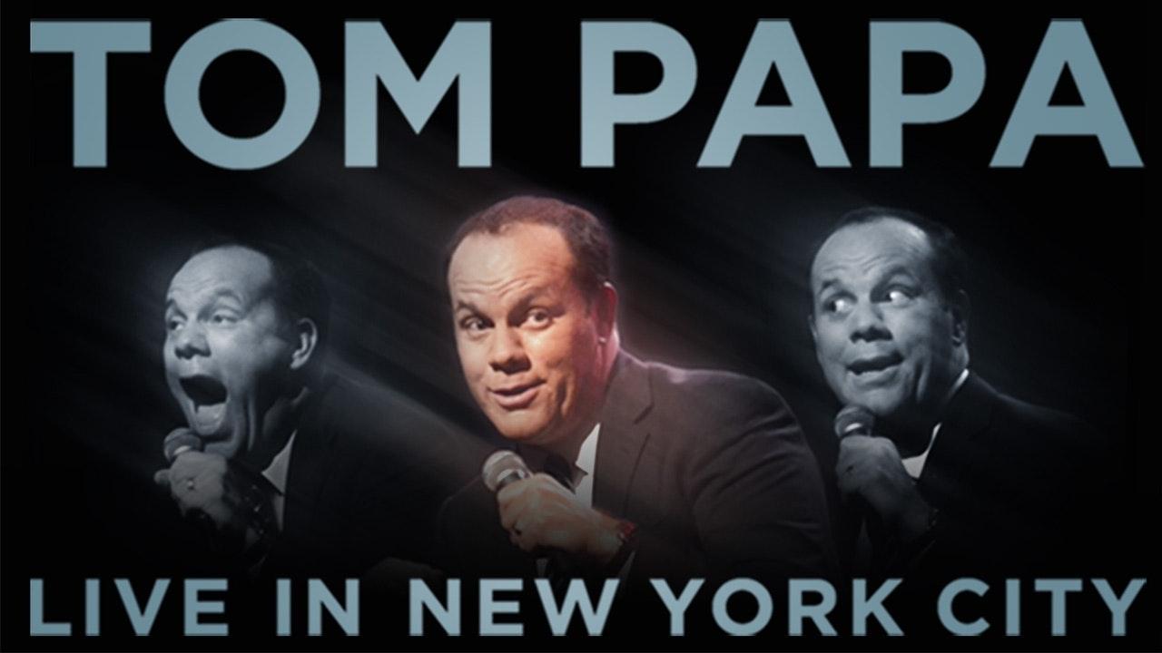 Tom Papa: Live in New York City