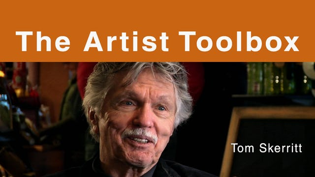 The Artist Toolbox - Tom Skerritt