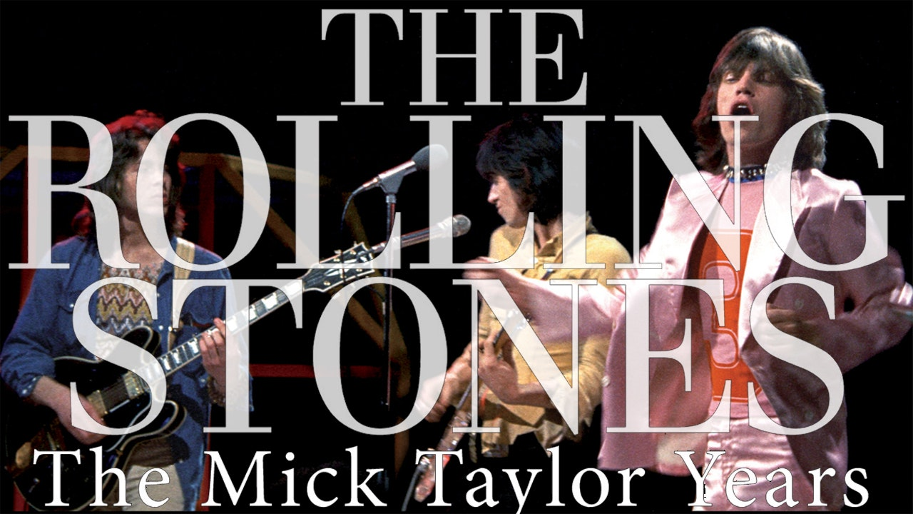 Rolling Stones: 1969-1974: The Mick Taylor Years