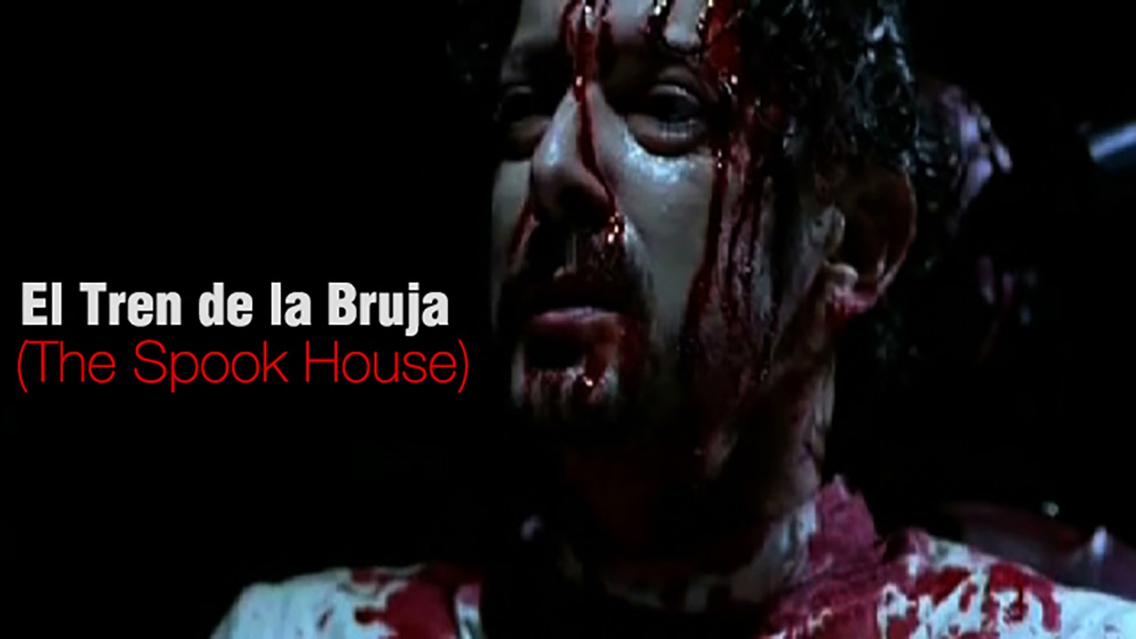 El tren de la bruja (The Spook House)