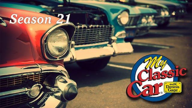 My Classic Car S21E2