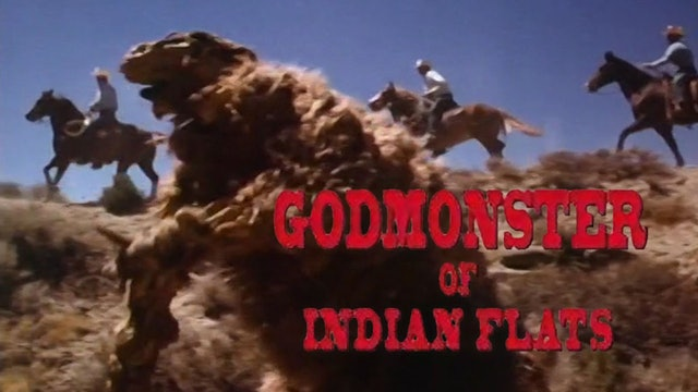 God Monster of Indian Flats