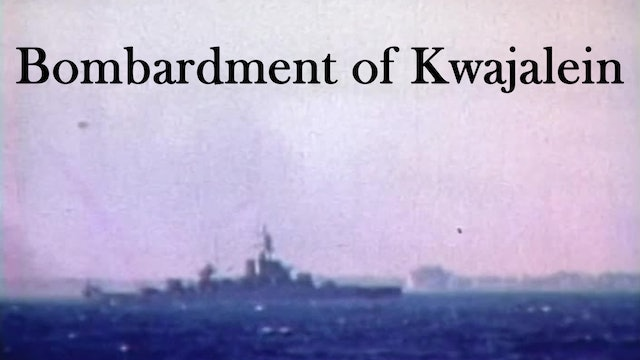 "Colors of War: Pacific- ""The Battle of Kwajalein"""