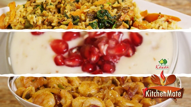 Kawan Kitchen Mate: Season 1 Ep 8 Bajwa-Deol Family. Dublin CA