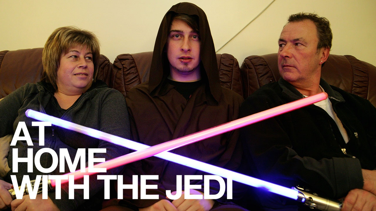 At Home with the Jedi