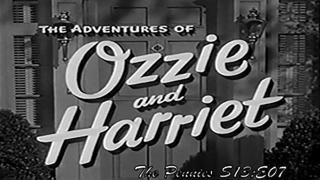 """Ozzie & Harriet """"The Pennies"""""""