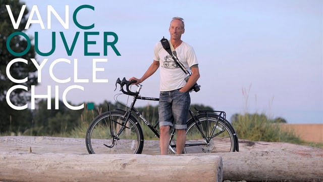 Vancouver Cycle Chic Films