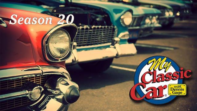 My Classic Car S20E12