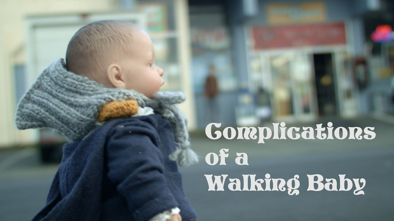 Complications of a Walking Baby