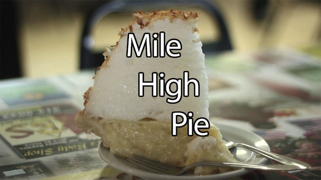 Mile High Pie