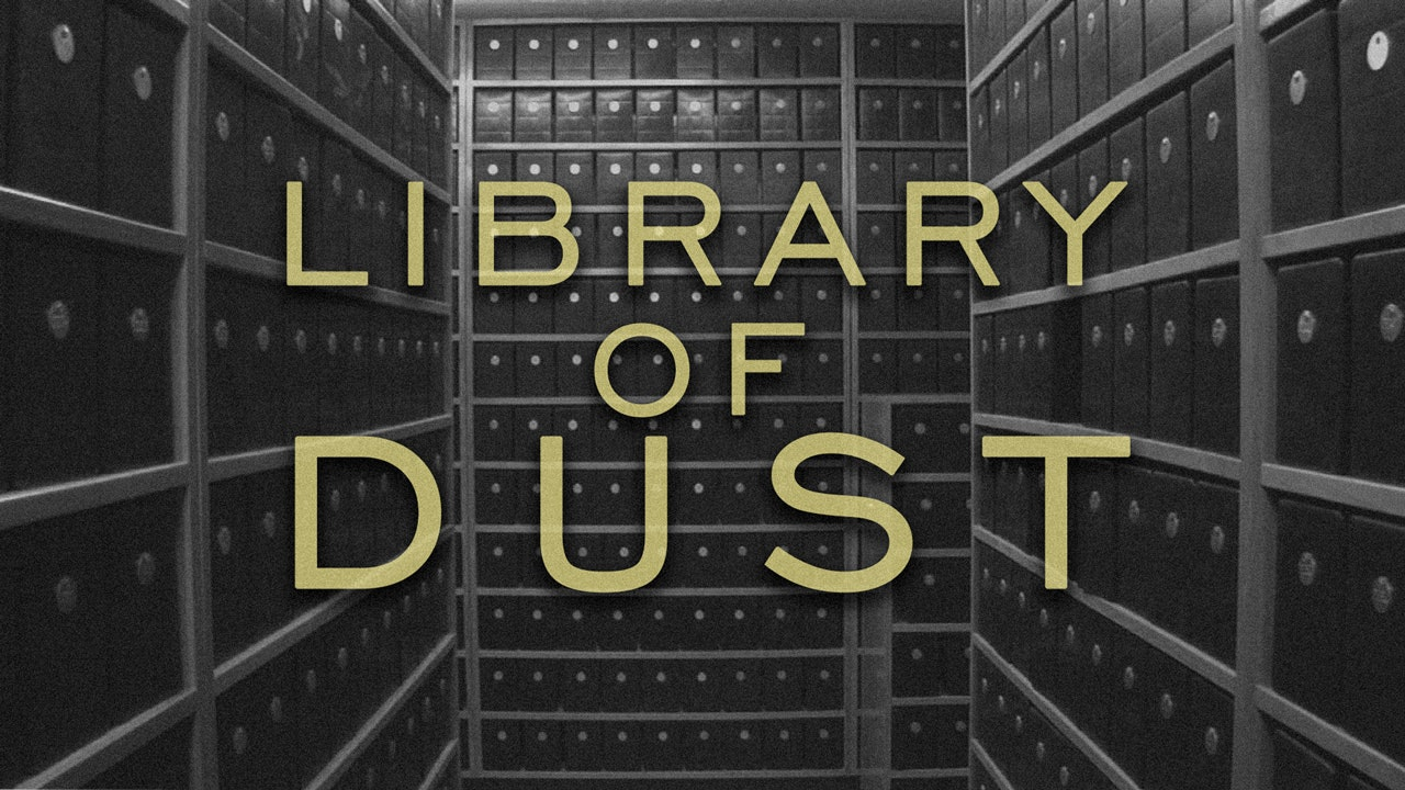 Library of Dust