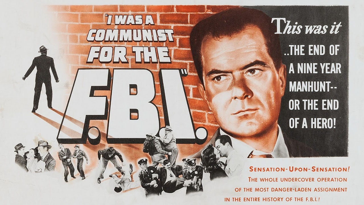 I Was A Communist For the F.B.I