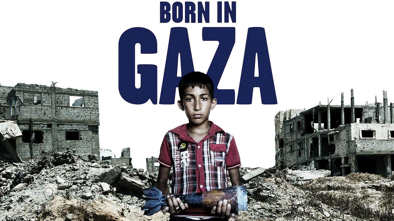 Born in Gaza