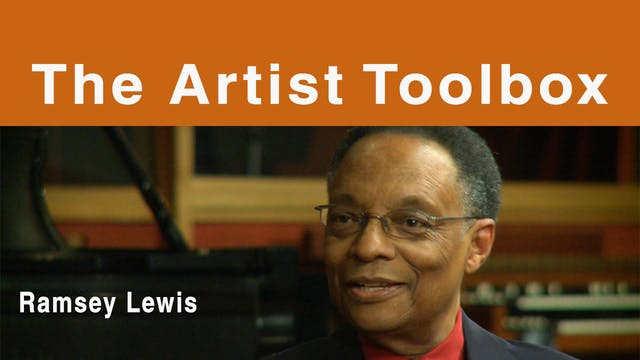 The Artist Toolbox - Ramsey Lewis