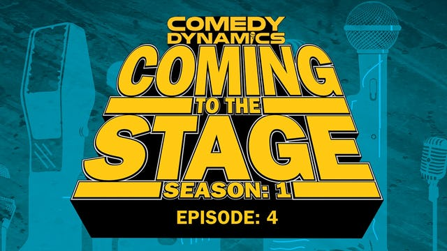 Coming to the Stage: Episode 104