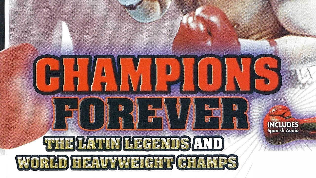 Champions Forever: The Latin Legends