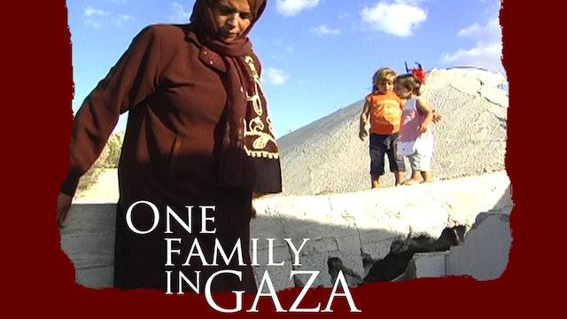 One Family in Gaza