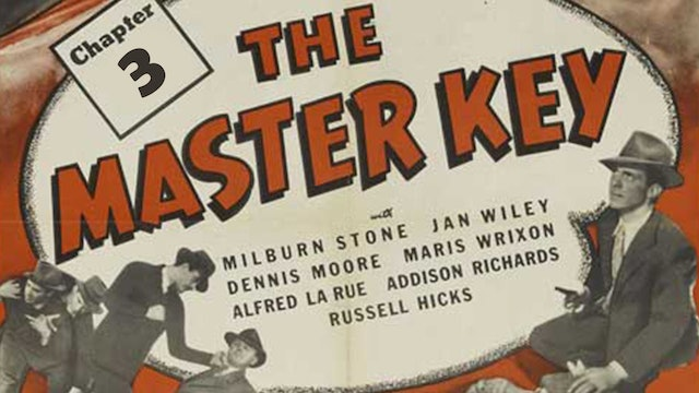The Master Key Chapter 3: Ticket to Disaster