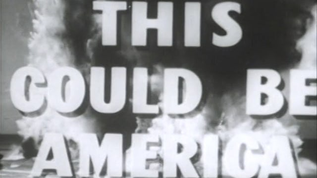 "Combat Camera: The Pacific- ""This Could be America"""